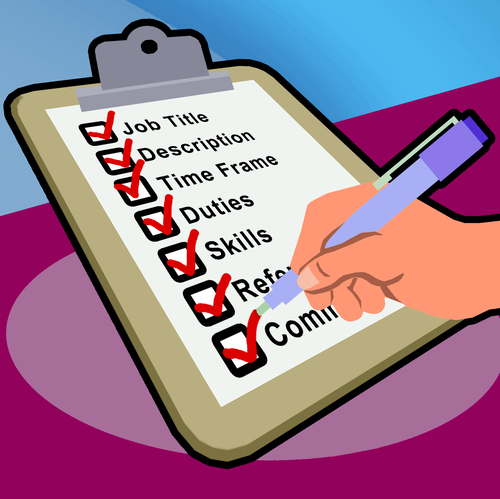 Writing Effective Job Descriptions And Person