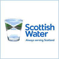 Company Logo Image, Business working with Search Consultancy, Scottish Water
