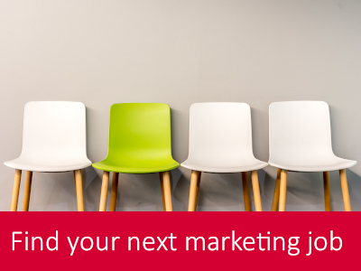 Find your next marketing job
