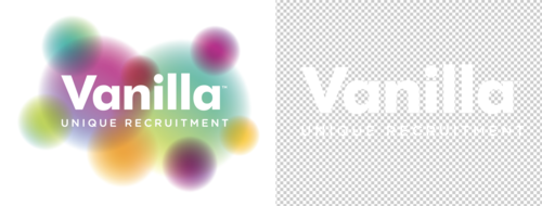 Vanilla Recruitment Unique Double Logo