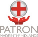 Made in the Midlands Patron logo