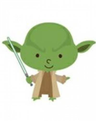 star wars character icon yoda