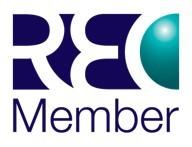 REC membership logo