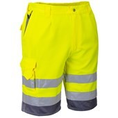 Hi-vis shorts