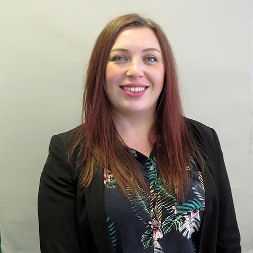 Joanne Crampton Head of Estates, Facilities & Maintenance