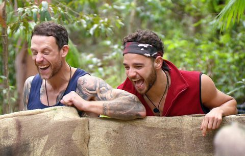 adam thomas i'm a celebrity get me out of here