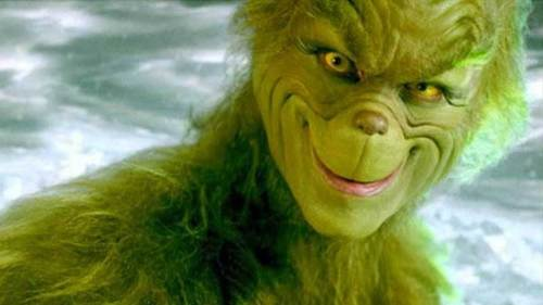 christmas film the grinch