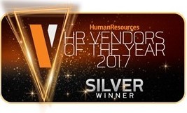 hr vendors or the year 2017 silver winner