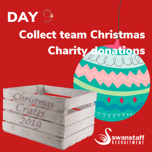 collect team charity donations