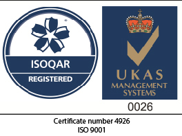 ISOQAR Accreditation Registered Quality Control