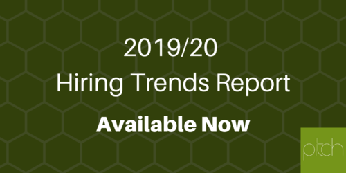 The 2019/20 Hiring Trends Report is now available. Download today for more information.
