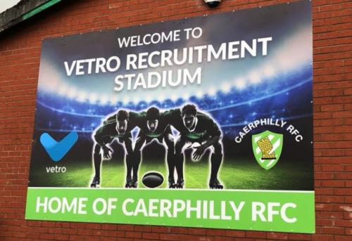 Caerphilly rugby club