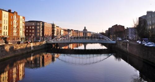 Dublin - werken in Dublin