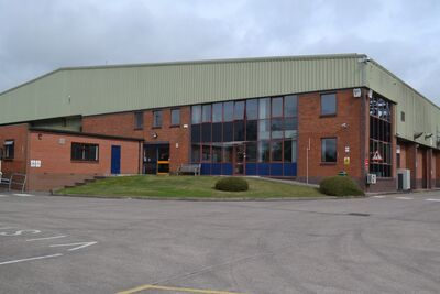 Vandemoortele-Worcester Factory outside view with Hewett Recruitment