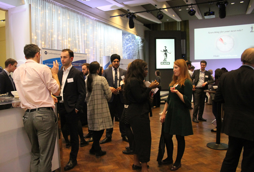 Delegates Networking at ACA Prospects: November 2018