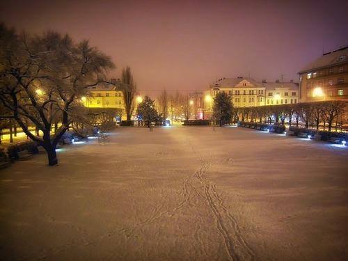 Winter - werken in Tsjechië