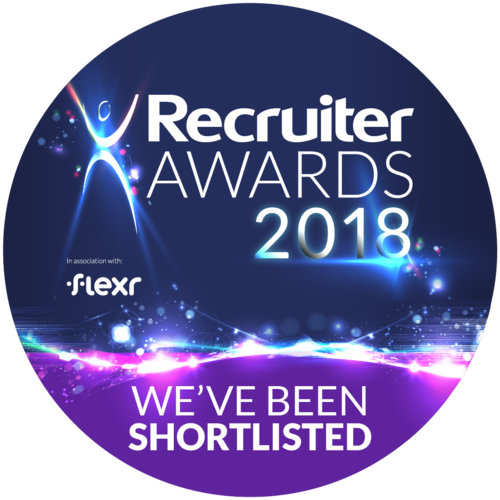 Recruiter Awards 2018
