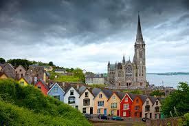 Architektur in Cork  - Leben und Arbeiten in Irland