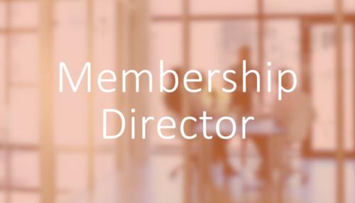 Marketing jobs in professional bodies: Membership Director Marketing