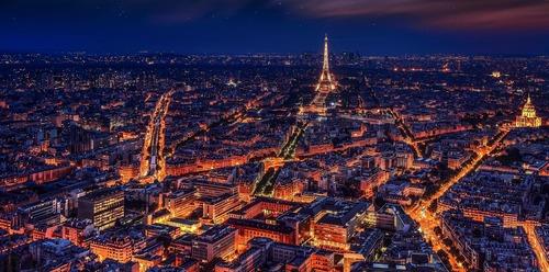 Aussicht auf Paris - Leben und Arbeiten in Frankreich