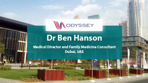 Case Study Dr Ben Hanson GP UAE