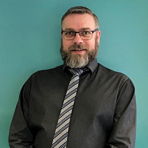 Thorn Baker Industrial Recruitment Branch Manager Richard Borland