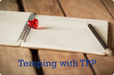 Temping with TPP