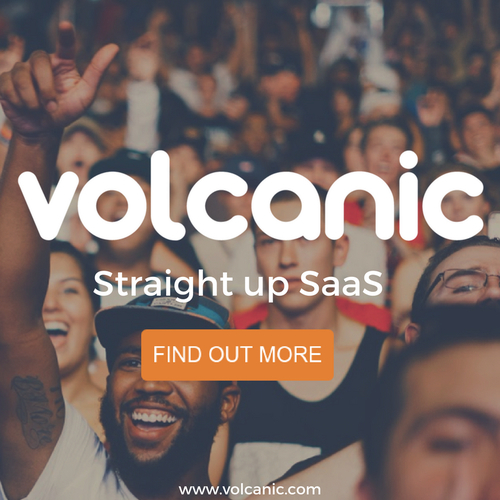 Download the latest eBook, Straight Up SaaS, from Volcanic today for free