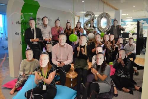 Swanstaff Recruitment celebrate 20 years
