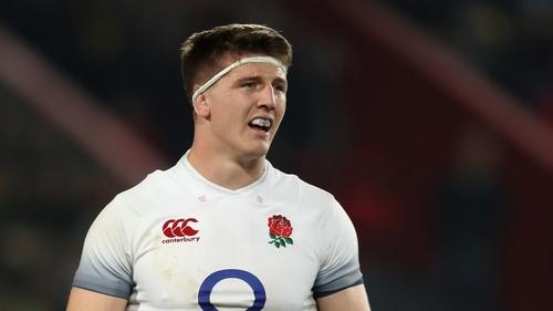 Tom Curry for England