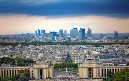 Architektur von Frankreich - Leben und Arbeiten im Ausland