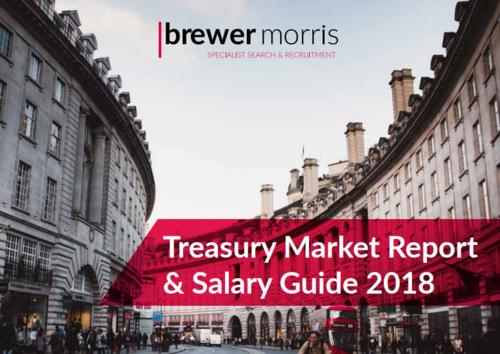 Treasury jobs, Treasury roles