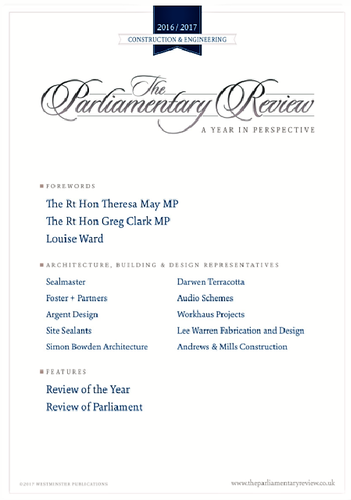 Parliamentary Review Rcognition