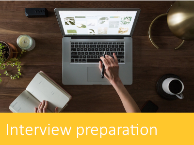 How to prepare for your marketing interview - our top tips