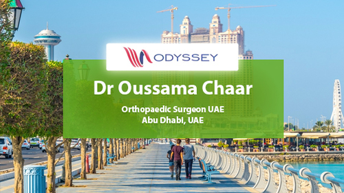 Case Study Dr Oussama Chaar Orthopaedic Surgeon UAE