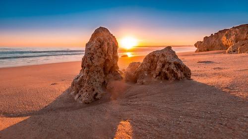 Sunset in Portugal - Leben und Arbeiten in Portugal