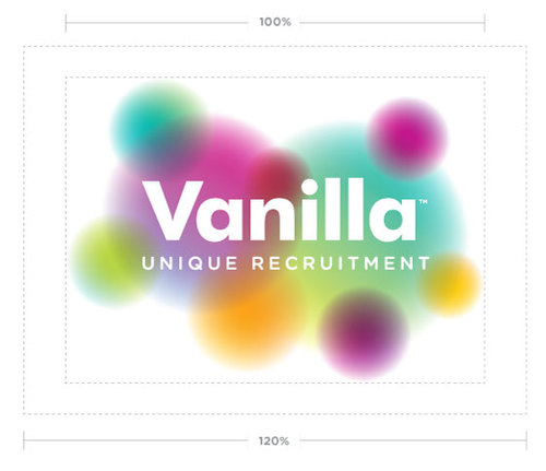 Vanilla Unique Recruitment Logo