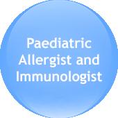 Paediatric Allergist and Immunologist
