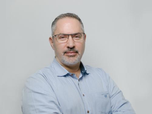 photo of Nikolas Kairinos, chief executive officer and founder ofSoffos