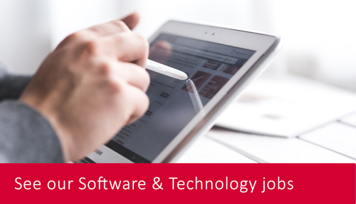 See our software and technoology jobs