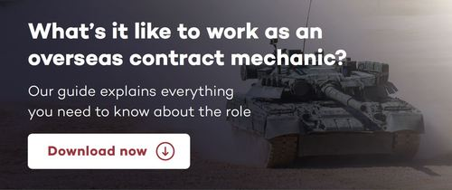 Download your guide to working overseas as a contract mechanic