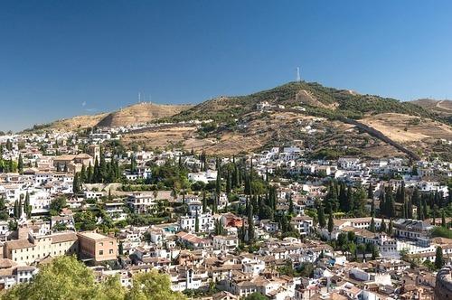 Zonnige stad - werken in Spanje