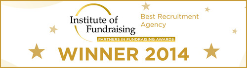 Institute of fundraising winner