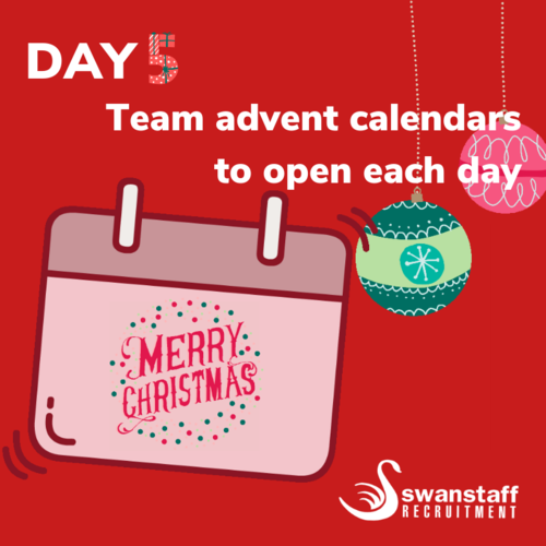 buy your team their own advent calendars