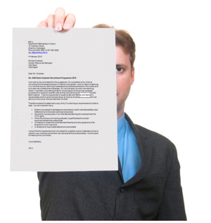 how to write a good cover letter tpp
