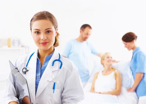 Nurseplus agency care staff