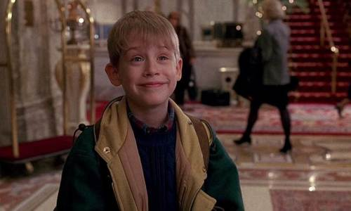 christmas film home alone