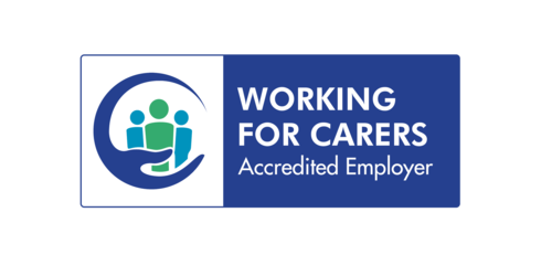 Working for Carers logo