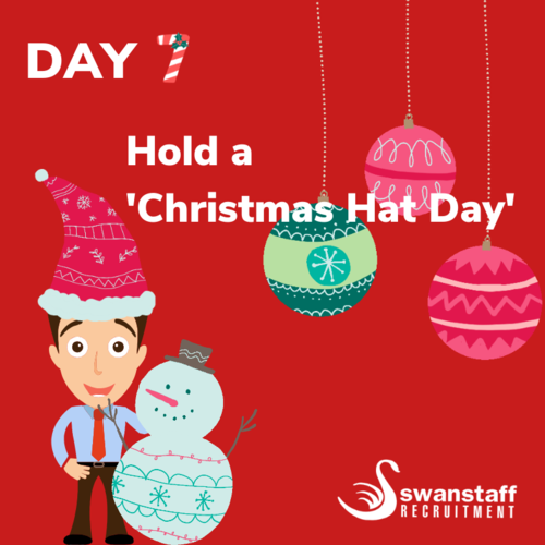 introduce a christmas hat day