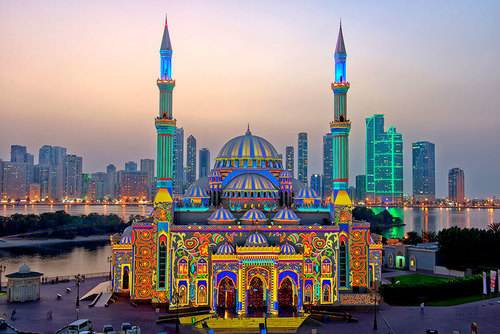 SHARJAH FESTIVAL OF LIGHTS UAE